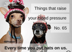 Six things that raise your blood pressure