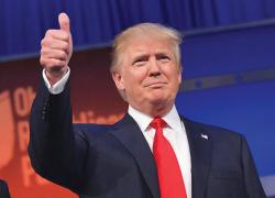 Trump, Sanders winpresidential primary