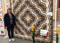 Friends of the Library quilt show