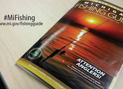 New Michigan Fishing Guide available