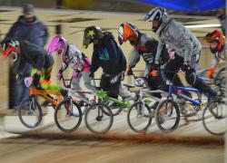 Rock City Indoor BMX Double, Double race weekend
