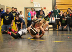 WMP grapplers finish strong at tournaments