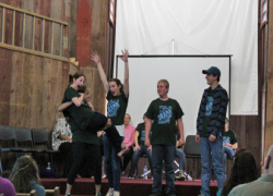 Drama Club Brings Laughs with Improv Show