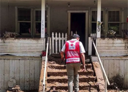 Red Cross responds to deadly West Virginia floods