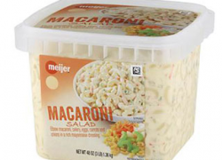 Meijer salads and sandwiches recalled