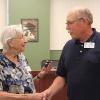 Rotary Honors Pat Capek