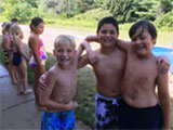 Campus Kids are having a BLAST This Summer!!