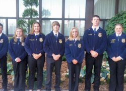 Summer winds down for FFA