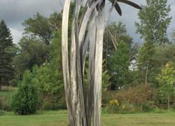 Sculpture installed in Heart of Cedar Springs
