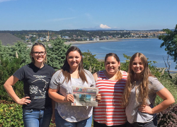 The Post travels to state of Washington