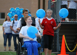 Soccer teams raise funds for teen with cancer
