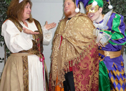 A Cautionary Tale at the Kent Theatre