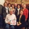 Tom Mabie recognized by CBDT for community service