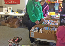 Book sale nets funds for Friends of Library