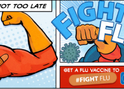 Flu Shots Available at the Cedar Springs School Health Center!