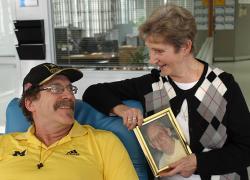 Kieda family creates a tradition of lifesaving gifts