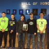 CTA cross country awarded academic all-state
