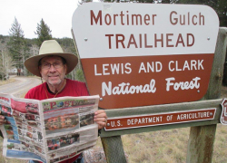 The Post travels to Montana