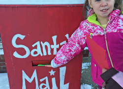 Last call for letters to Santa