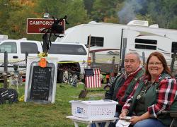DNR seeking volunteer campground hosts