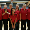 Lady Red Hawk bowlers placed second at invite