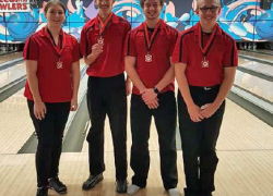 Red Hawk bowling results