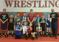 Youth wrestlers travel to Lakewood