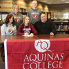 Sparling signs national letter of intent
