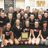 Cedar Springs Cheer are OK White champions!