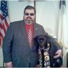 Pastor's leader dog passes away
