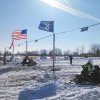 Snowmobile races cancelled