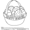 EASTER COLORING CONTEST 2017