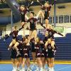 Cheer ends record-setting season at regionals