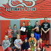 CS Youth wrestlers at Greights competition