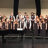 Charger Voices Perform at District Festival