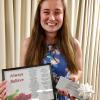 Women's Club awards scholarship