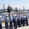 ROK Navy Welcomes USS Michigan to Busan