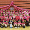 Pink game raises funds for Susan Komen Foundation