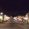 Christmas lights are back in town