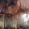Couple loses home in fire