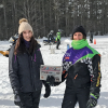 The Post travels toEmpire snowmobile races