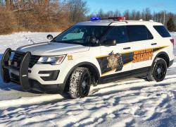 Sparta man injured in snowmobile crash