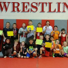 Youth wrestlers win Greights, Monster medals