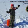 Experience free fishing weekend Feb. 17-18