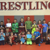 Youth wrestlers face intense competition