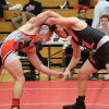Red Hawk wrestlers move on to regionals