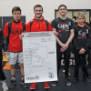 Six Red Hawk wrestlers headed to state finals
