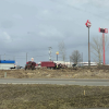Construction on Culver's begins