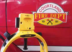 Courtland purchases automatic chest compression device