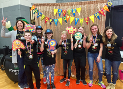 Red Hawk Odyssey of the Mind team to go to World Finals